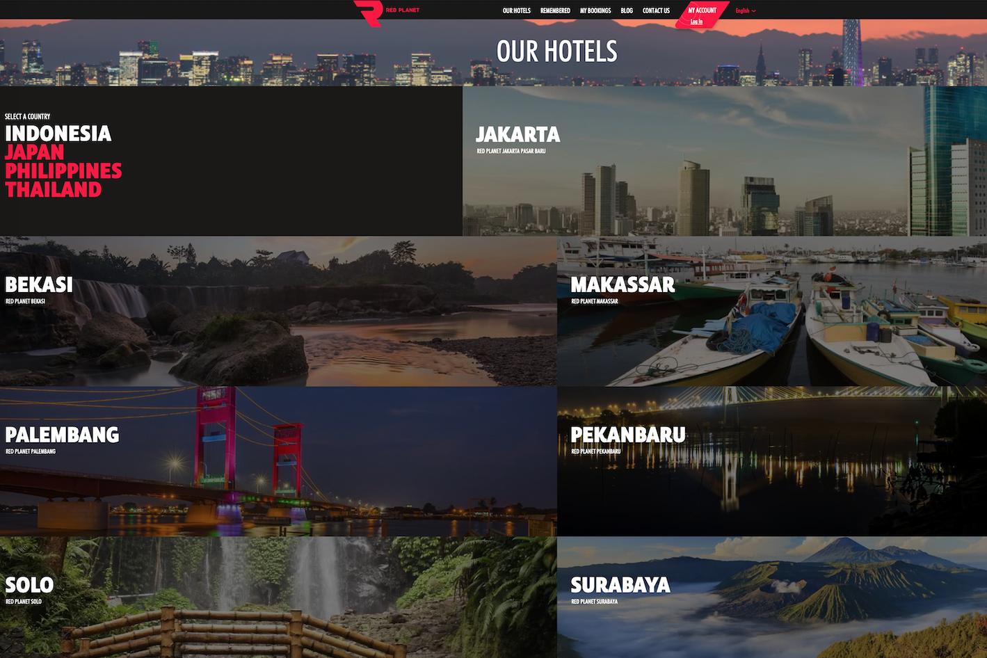 日本酒店连锁 Red Planet 斥资65.9亿日元收购母公司旗下六家泰国酒店