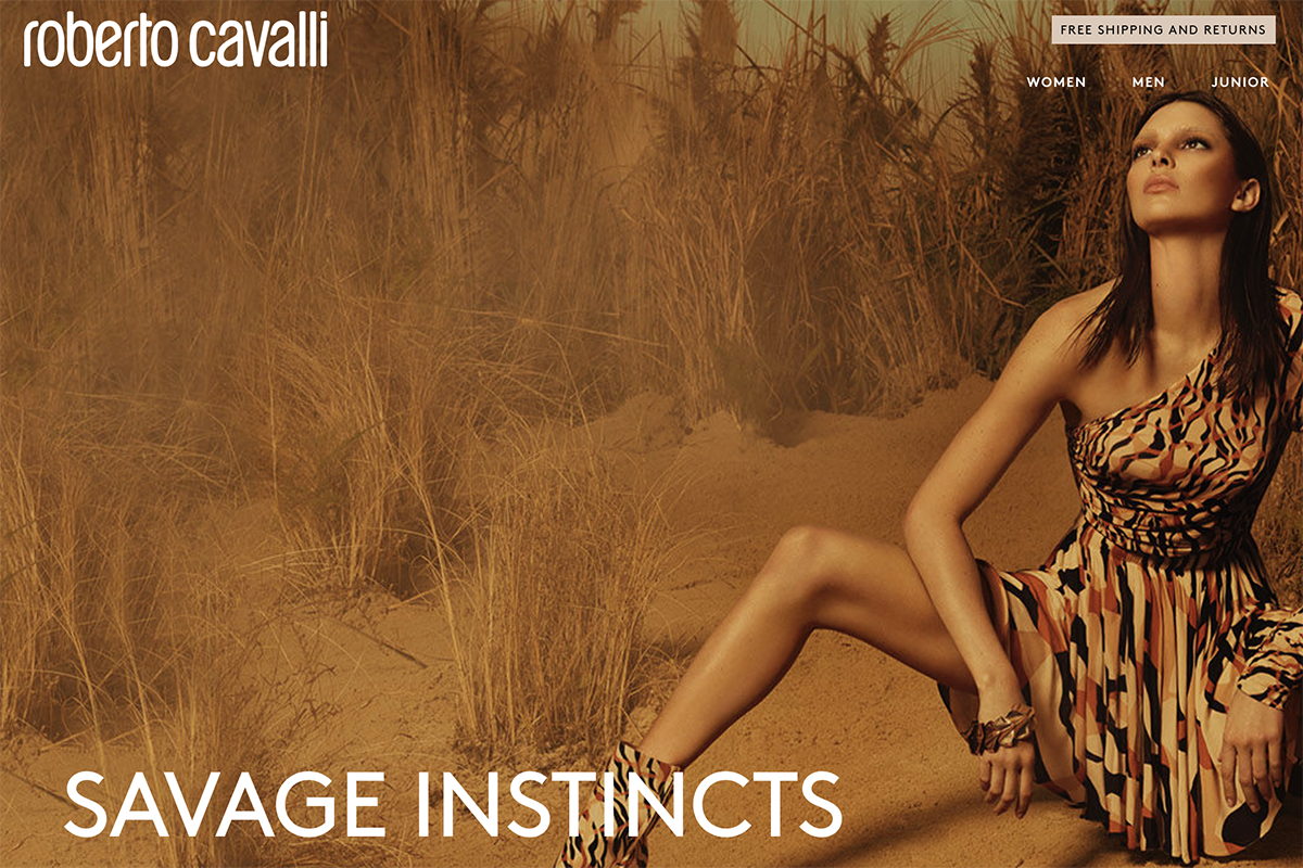 意大利奢侈品牌 Roberto Cavalli 提交公司重组计划,美国子公司申请破产