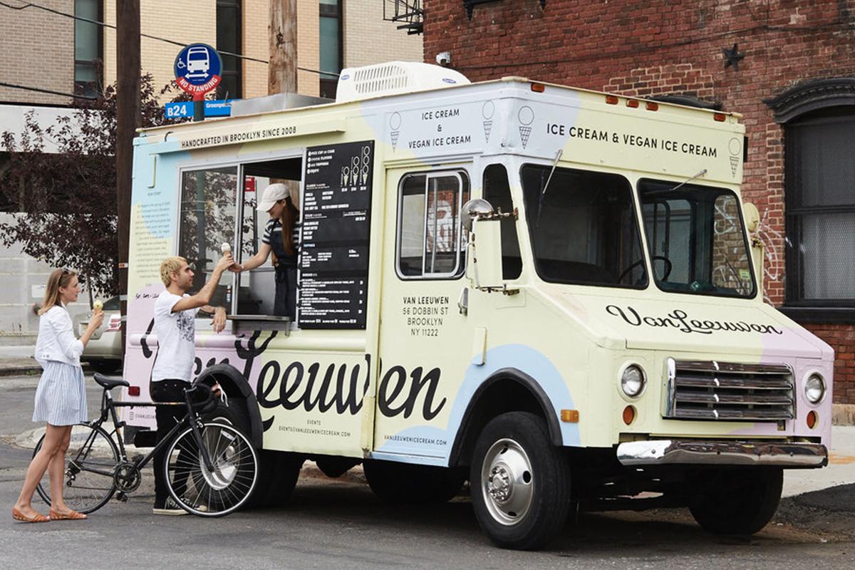 纽约素食冰淇淋品牌 Van Leeuwen 完成新一轮融资,Lady M 的中国业务合作方参投