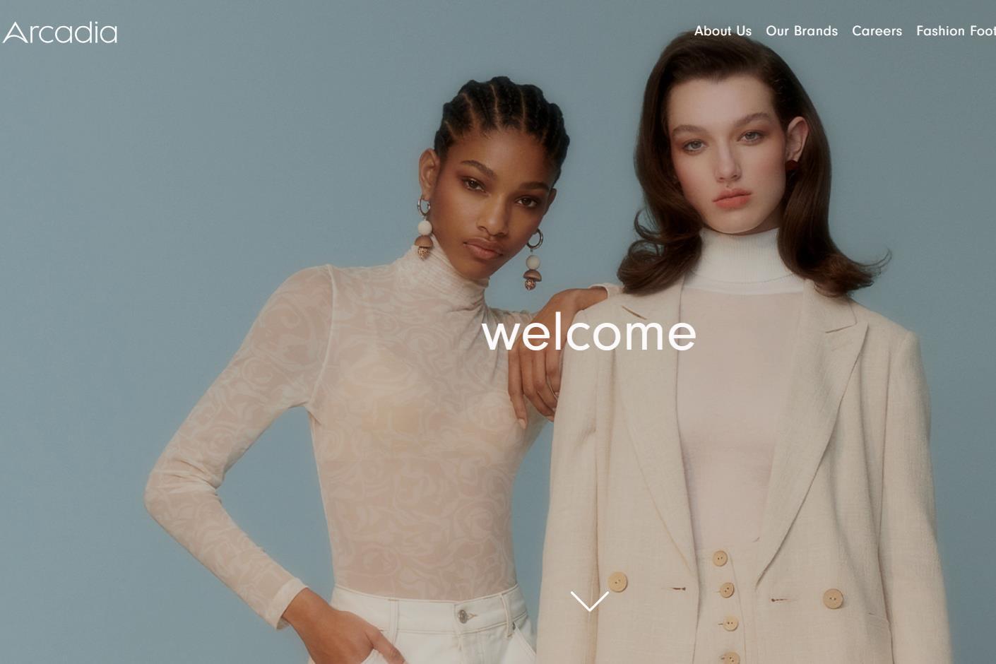 Topshop母公司、英国时尚零售集团 Arcadia面临巨大的租金压力