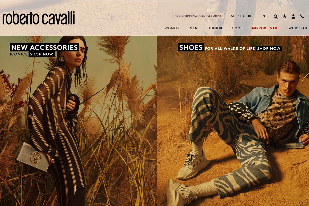 意大利奢侈品牌 Roberto Cavalli 重组计划获法院批准,又争取了120天宝贵时间