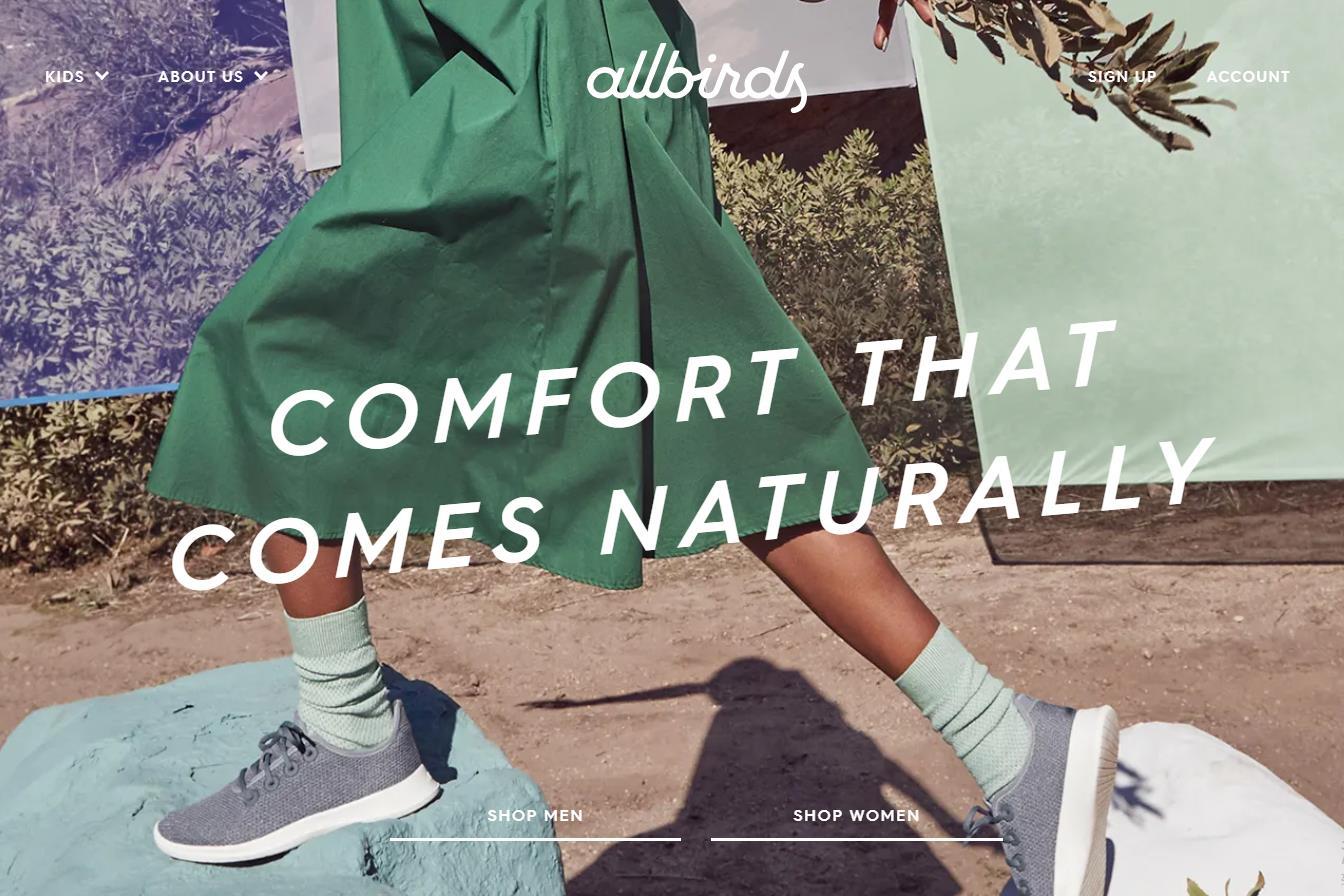 """以新西兰""""羊毛鞋""""起家的 Allbirds 全面进军中国市场,2019年将在中国开设四家门店"""