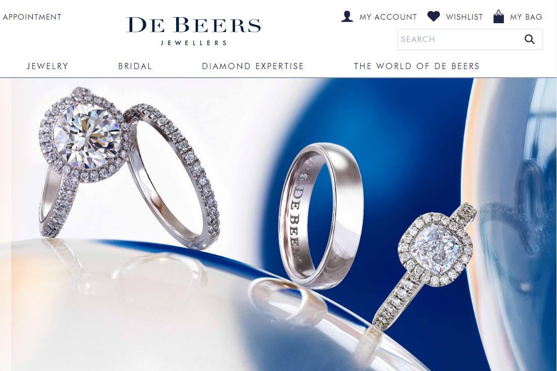 """钻石市场回温,De Beers 最新""""销售周期""""的销售额突破5亿美元"""