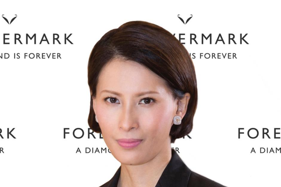 De Beers 任命刘行淑担任旗下钻石品牌 Forevermark 首席执行官