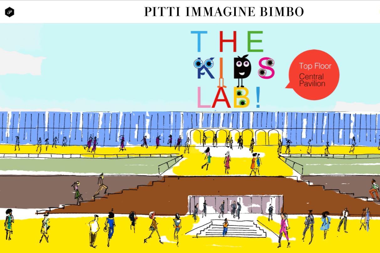 第89届 Pitti Bimbo 童装贸易展:560个品牌聚集,Armani首次参展