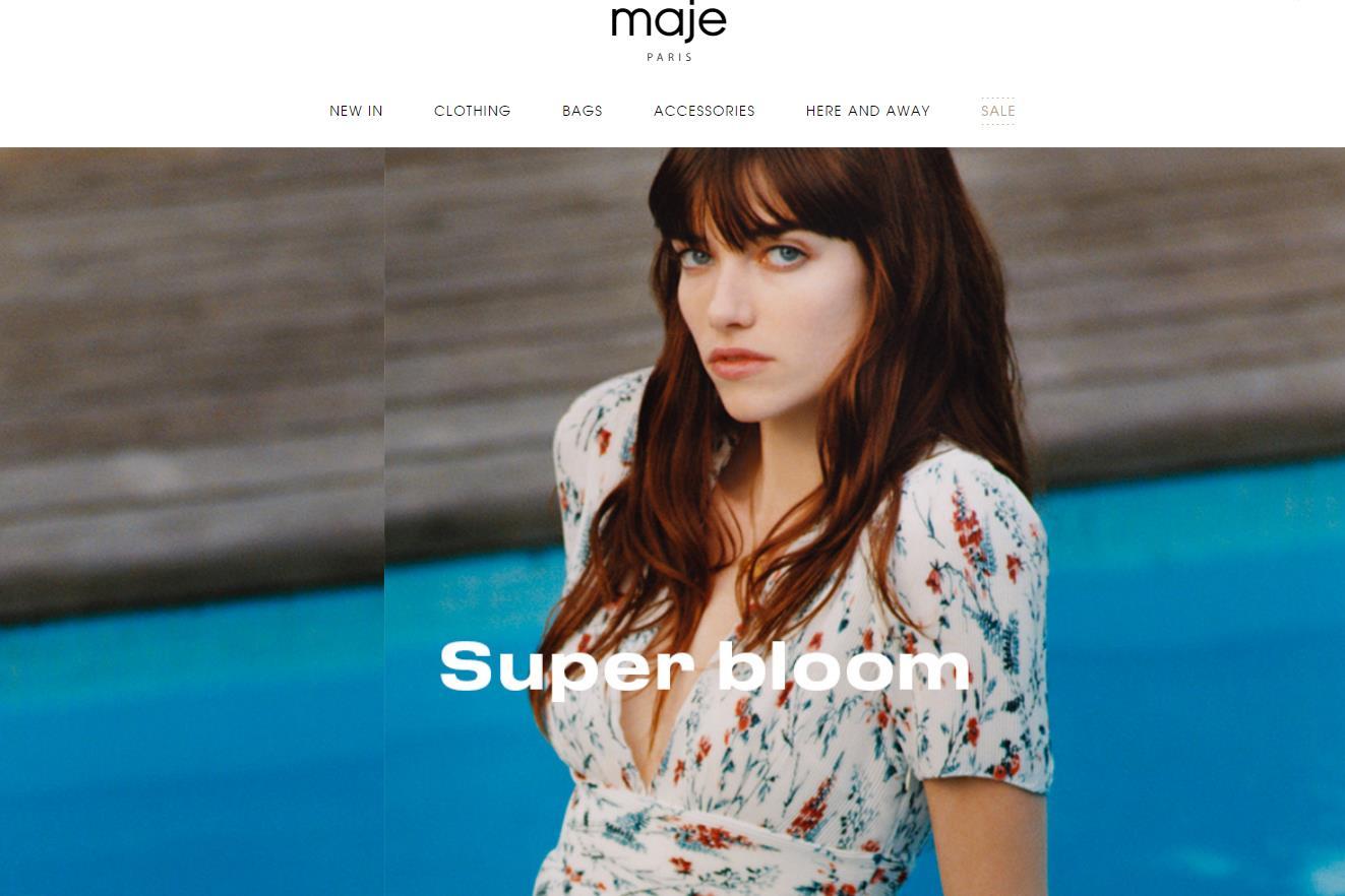 """法国时尚集团 SMCP最新季报:亚太地区表现""""极佳"""",推动销售额同比增长 9%"""