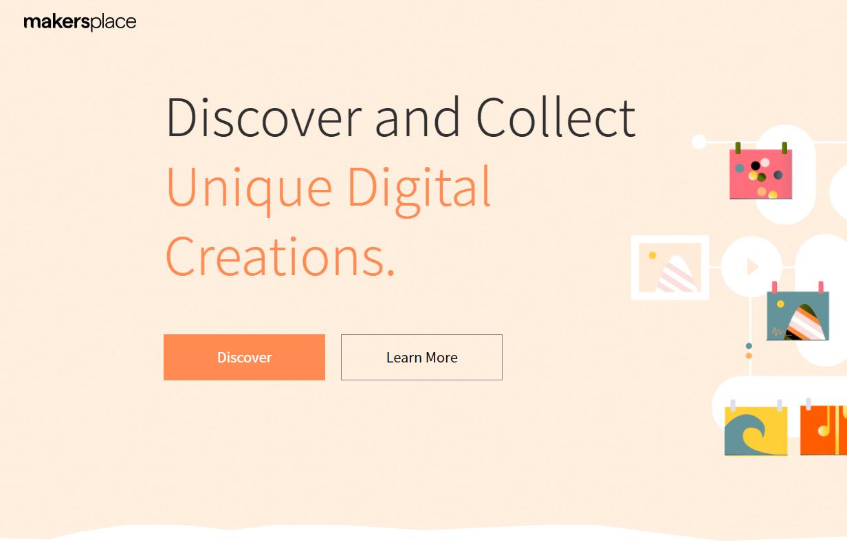 基于区块链技术的线上艺术品交易平台 MakersPlace 完成200万美元种子轮融资