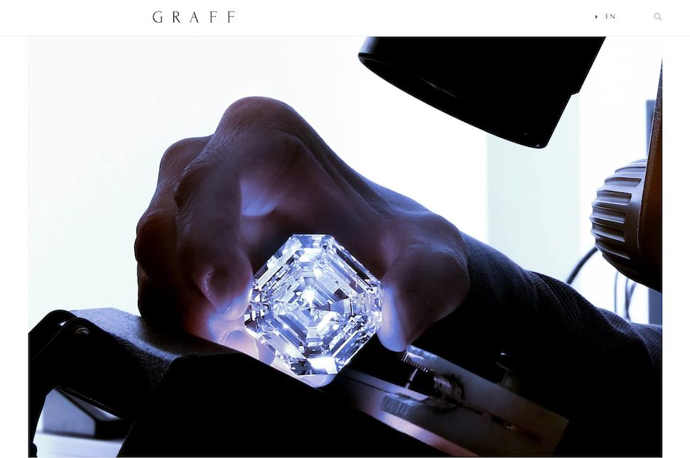 英国顶级珠宝品牌Graff 发布全球最大的祖母绿型切割钻石