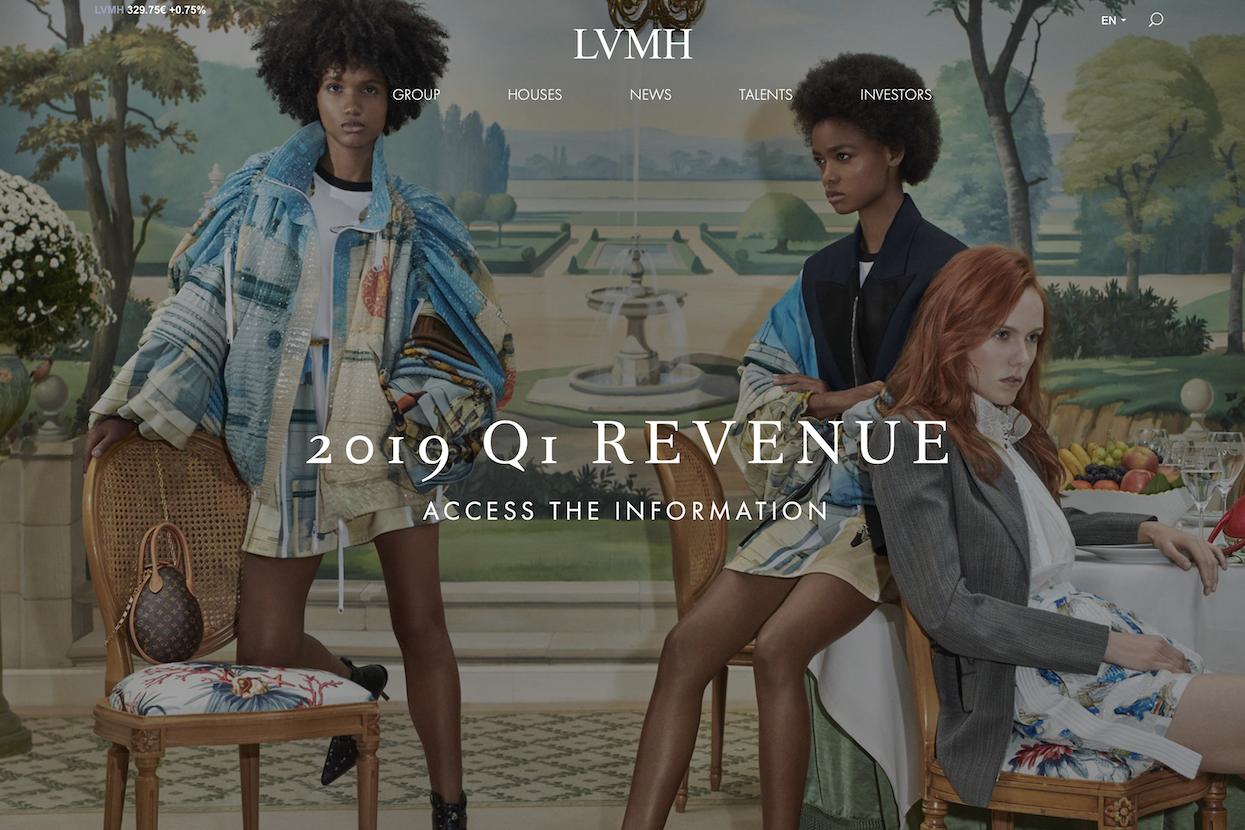 LVMH集团最新季度销售额同比增长16%,创历史新高,市值突破 1700亿欧元!