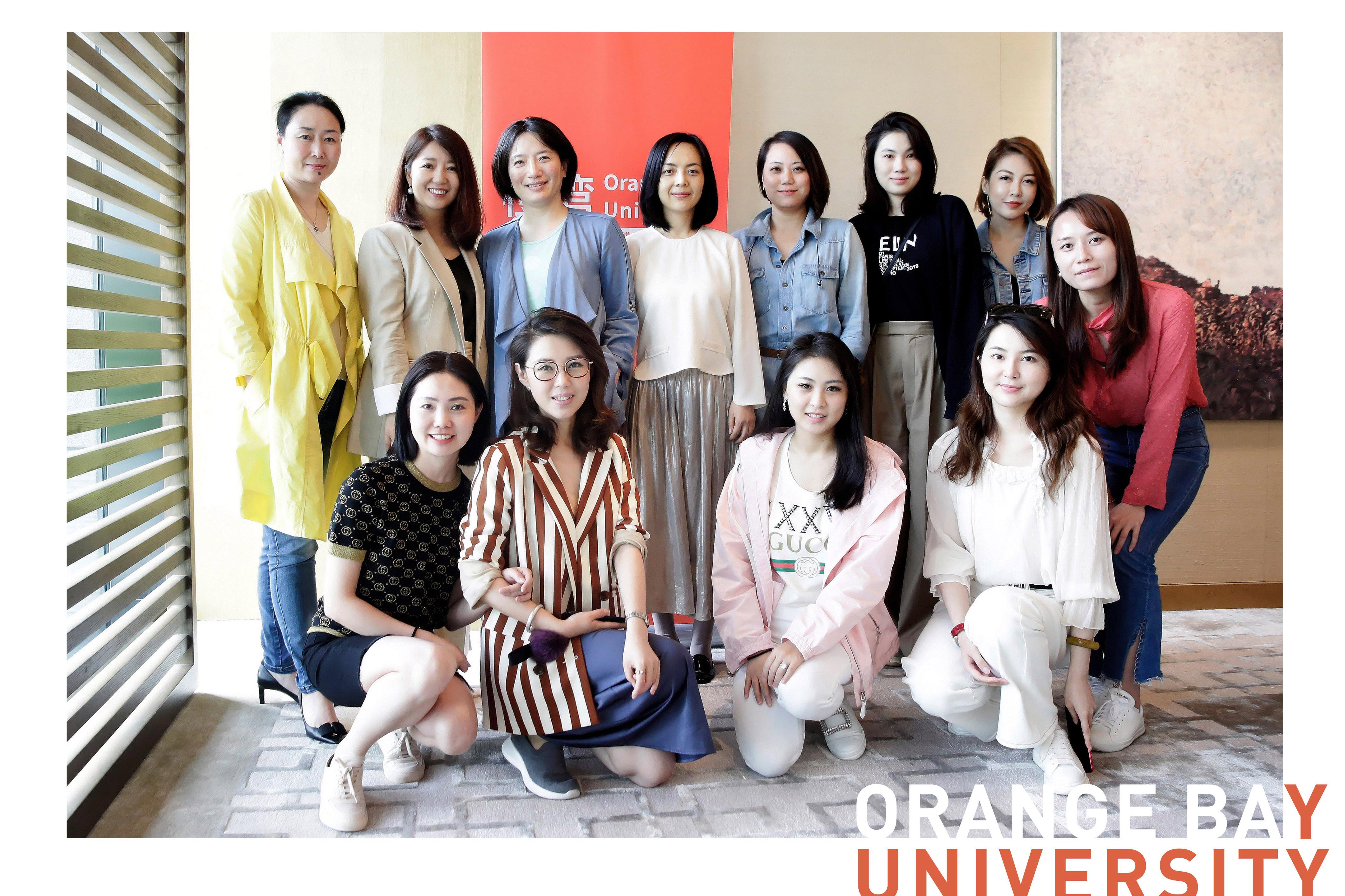 橙湾大学2019年5月北京课堂图文回顾