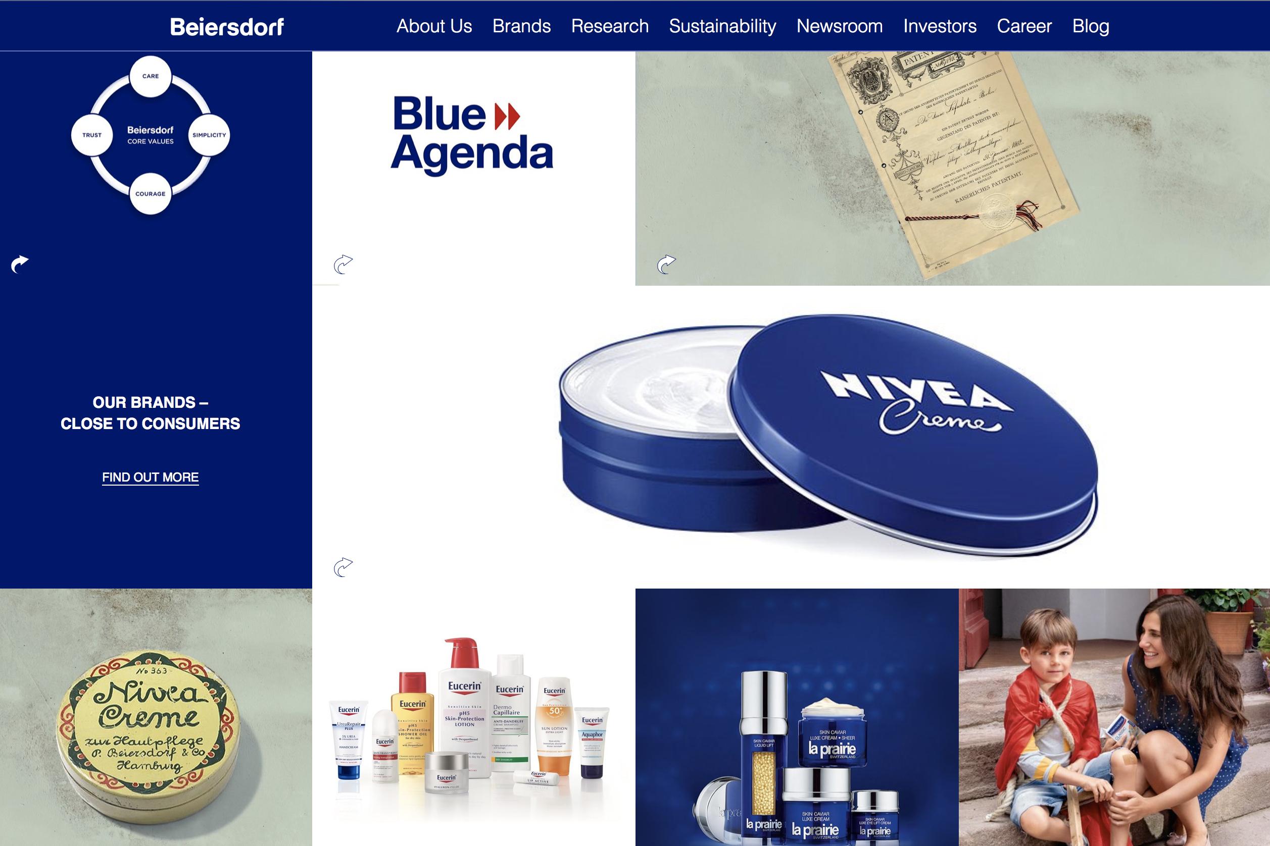 妮维雅复苏,奢华品牌 La Prairie 加速增长,助力德国Beiersdorf集团最新季报超出预期
