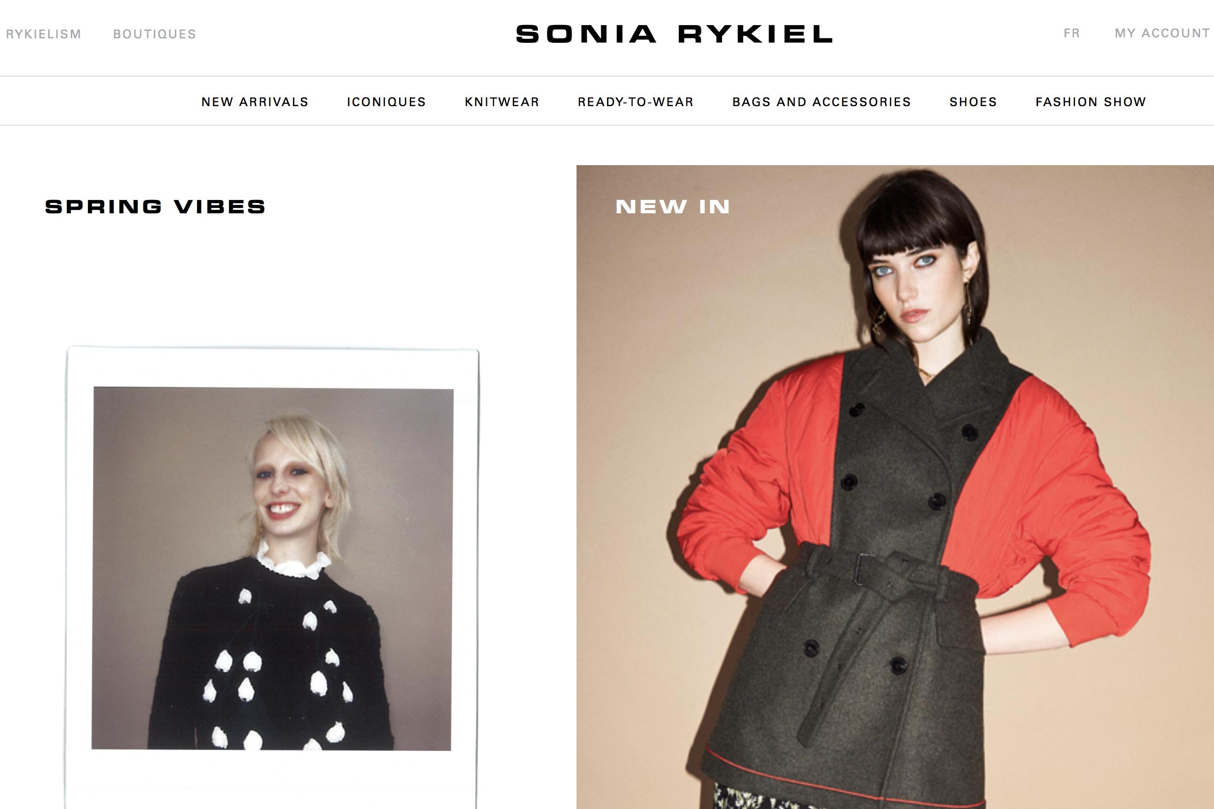 法国著名针织时尚品牌 Sonia Rykiel 申请破产保护,寻求新东家接手