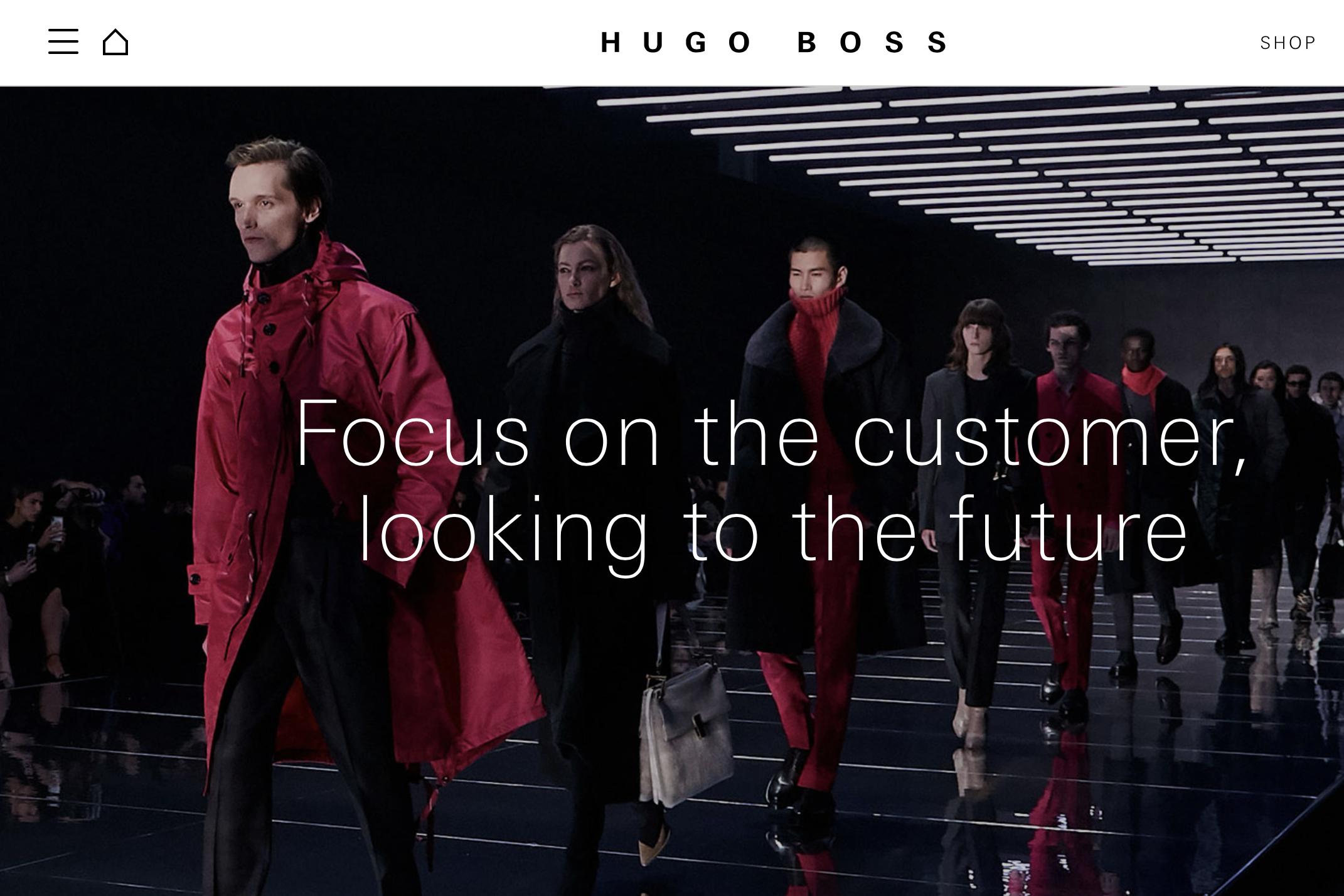 Hugo Boss发布最新季报:中国市场和线上业务维持增长势头,美国市场更加疲软