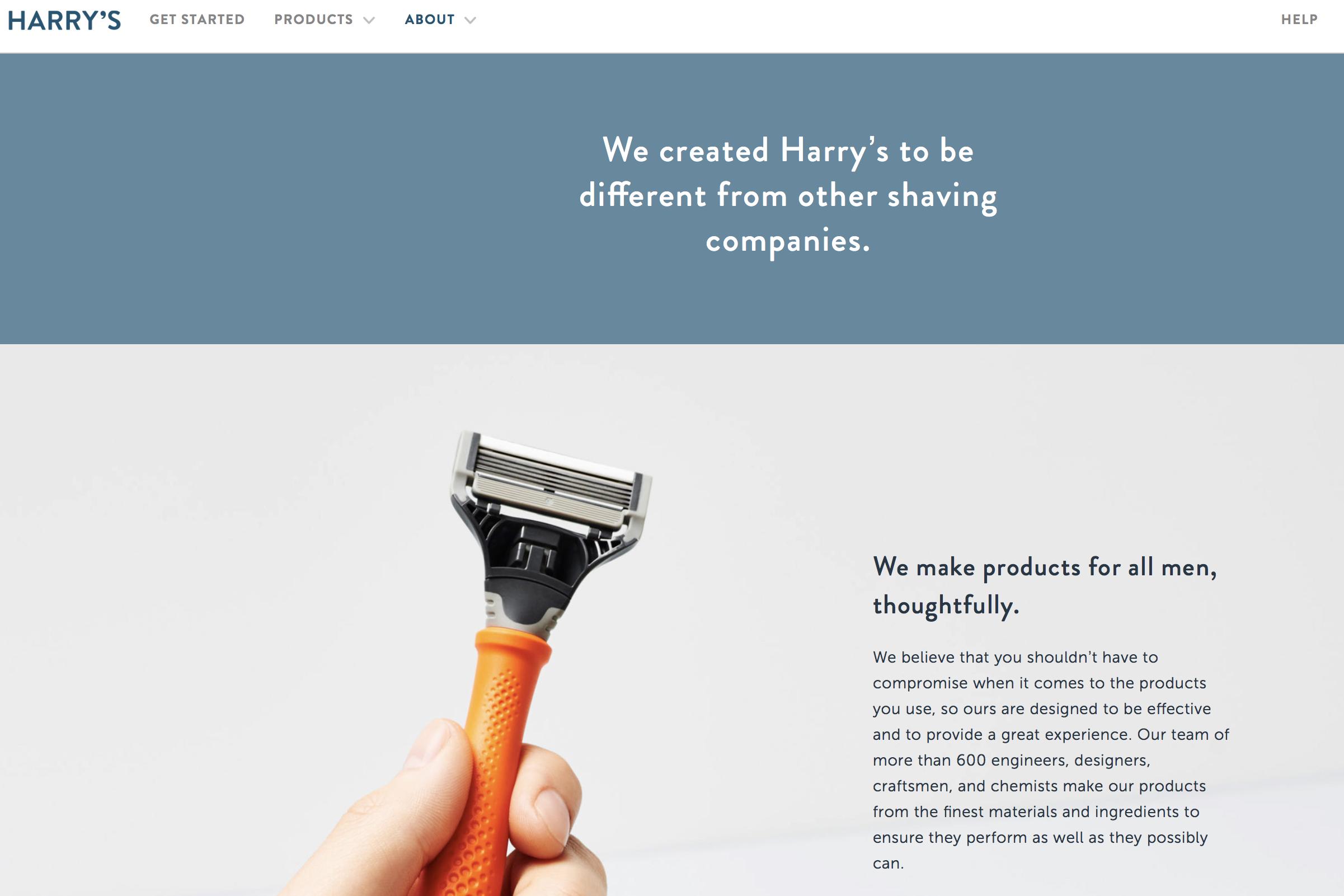 估值 13.7亿美元!创办6年的互联网剃刀及理容品牌 Harry's 被美国个护巨头 Edgewell收购