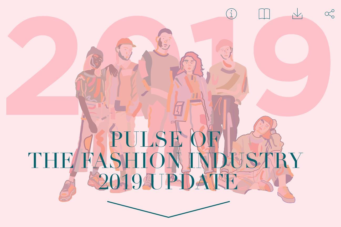 Global Fashion Agenda 最新报告显示:时尚产业可持续发展进程有所减缓