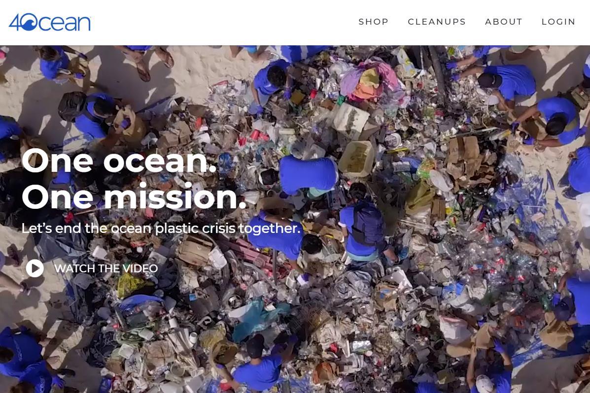 回收海洋垃圾制作炫酷新产品,看看这 11家时尚企业是怎么做的