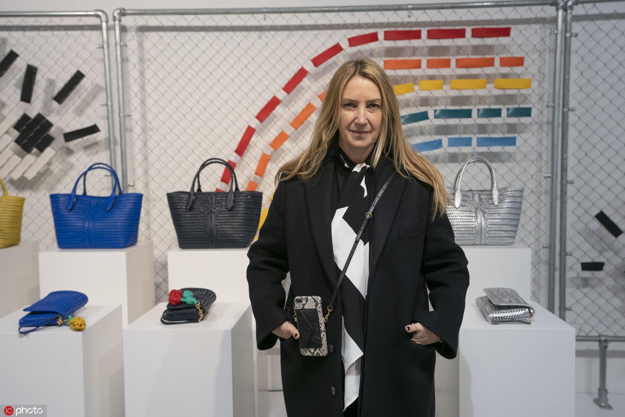 八年换了四任CEO,有了新东家的 Anya Hindmarch 品牌再度请出创始人掌舵