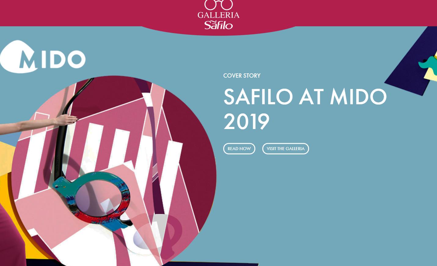 欧美市场表现好转,意大利眼镜集团 Safilo 第一季度销售额同比增长3.4%
