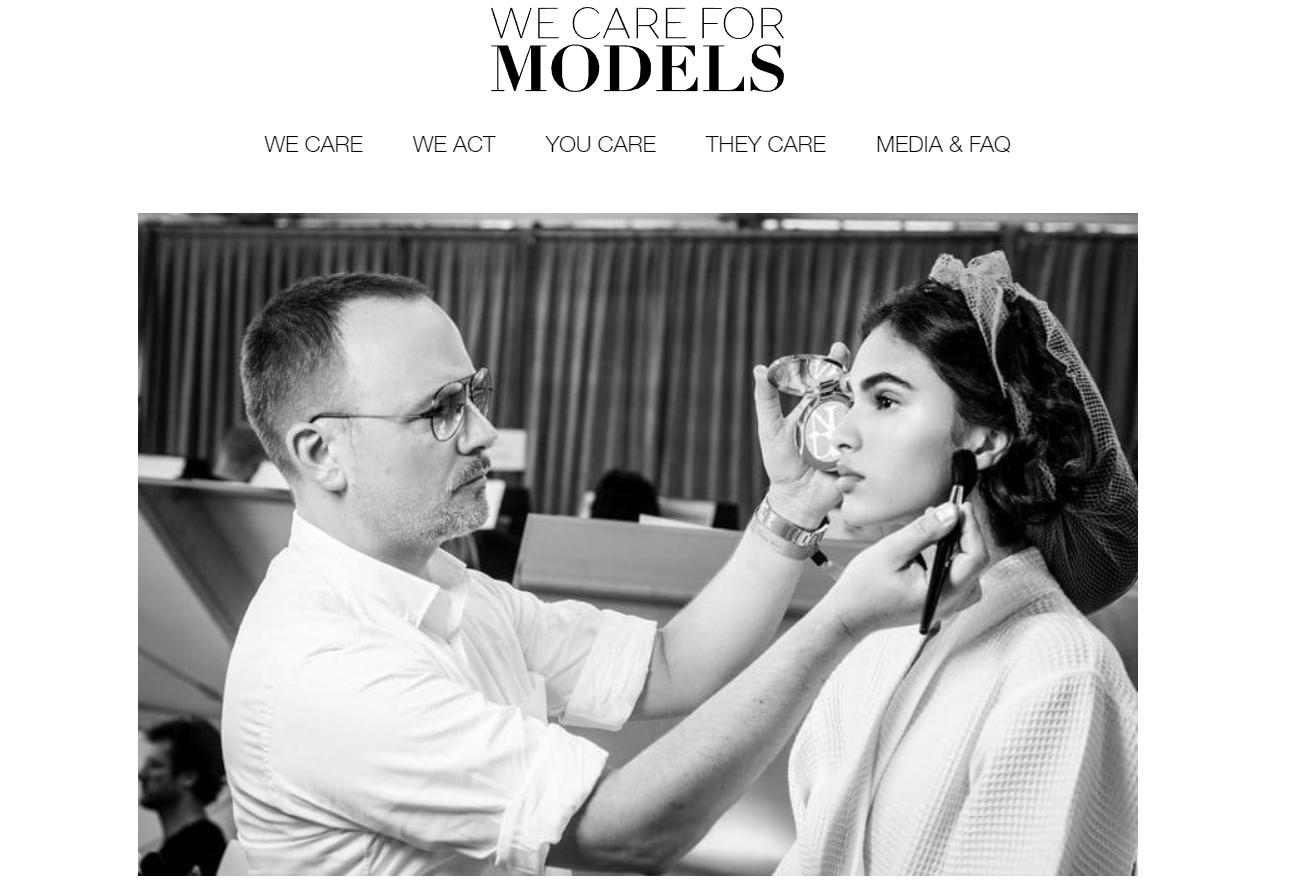 LVMH集团表示不会响应开云集团禁用18岁以下模特的号召:重要的不是模特的年龄,而是她们的工作环境。