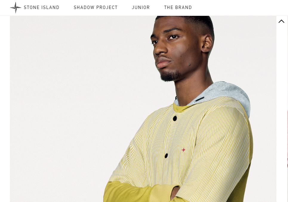 意大利男装品牌 Stone Island 2018年销售同比增长30%至1.9亿欧元,暂时无上市计划