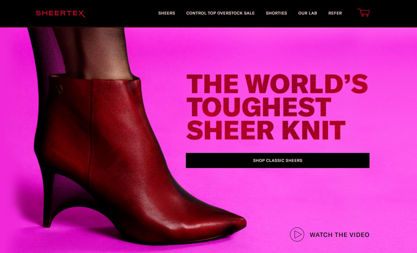 让丝袜耐撕又环保!英国、加拿大、瑞典这三家创业公司各显神通