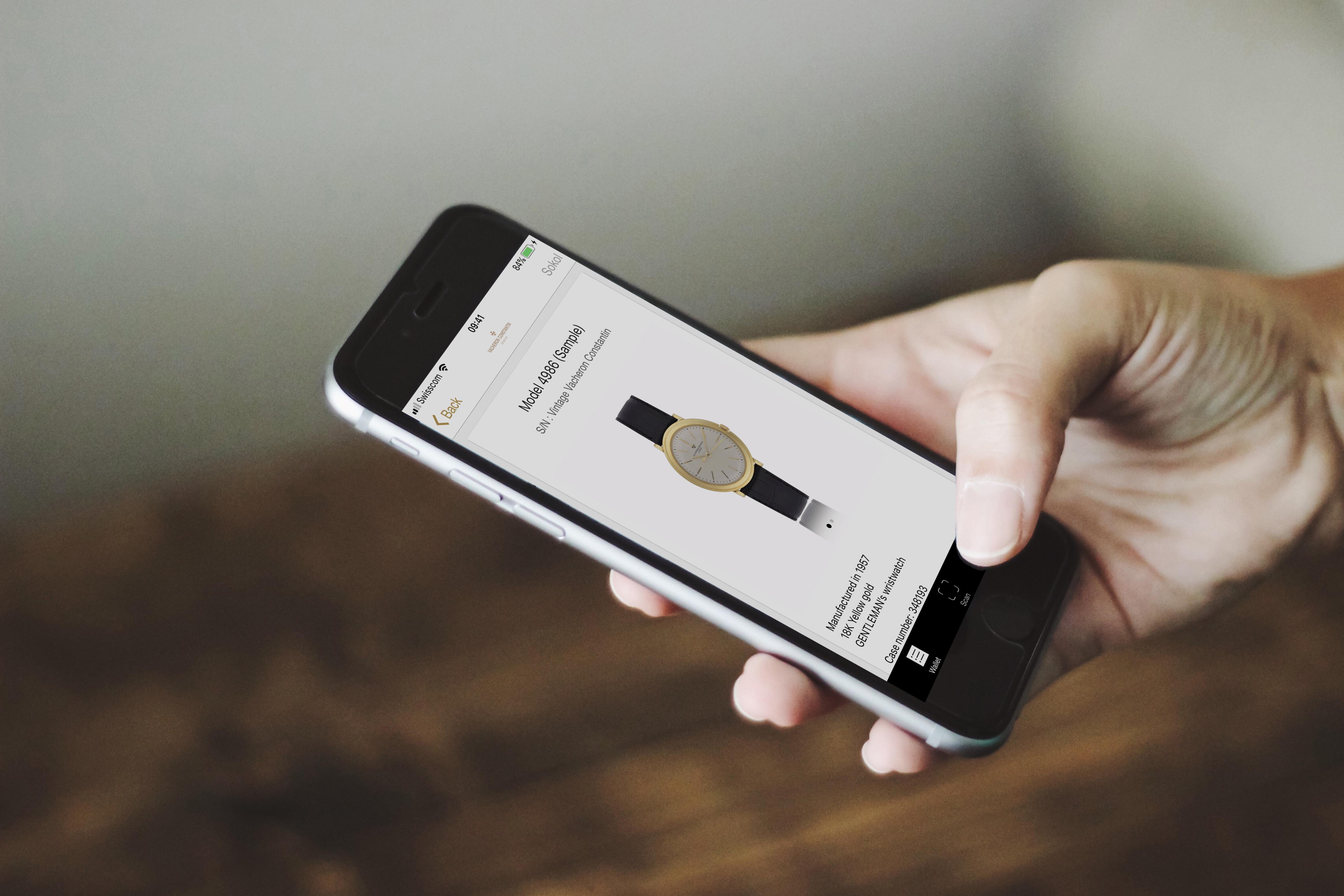 历峰集团首次涉足区块链:旗下奢侈腕表品牌江诗丹顿将区块链认证技术运用于古董表交易