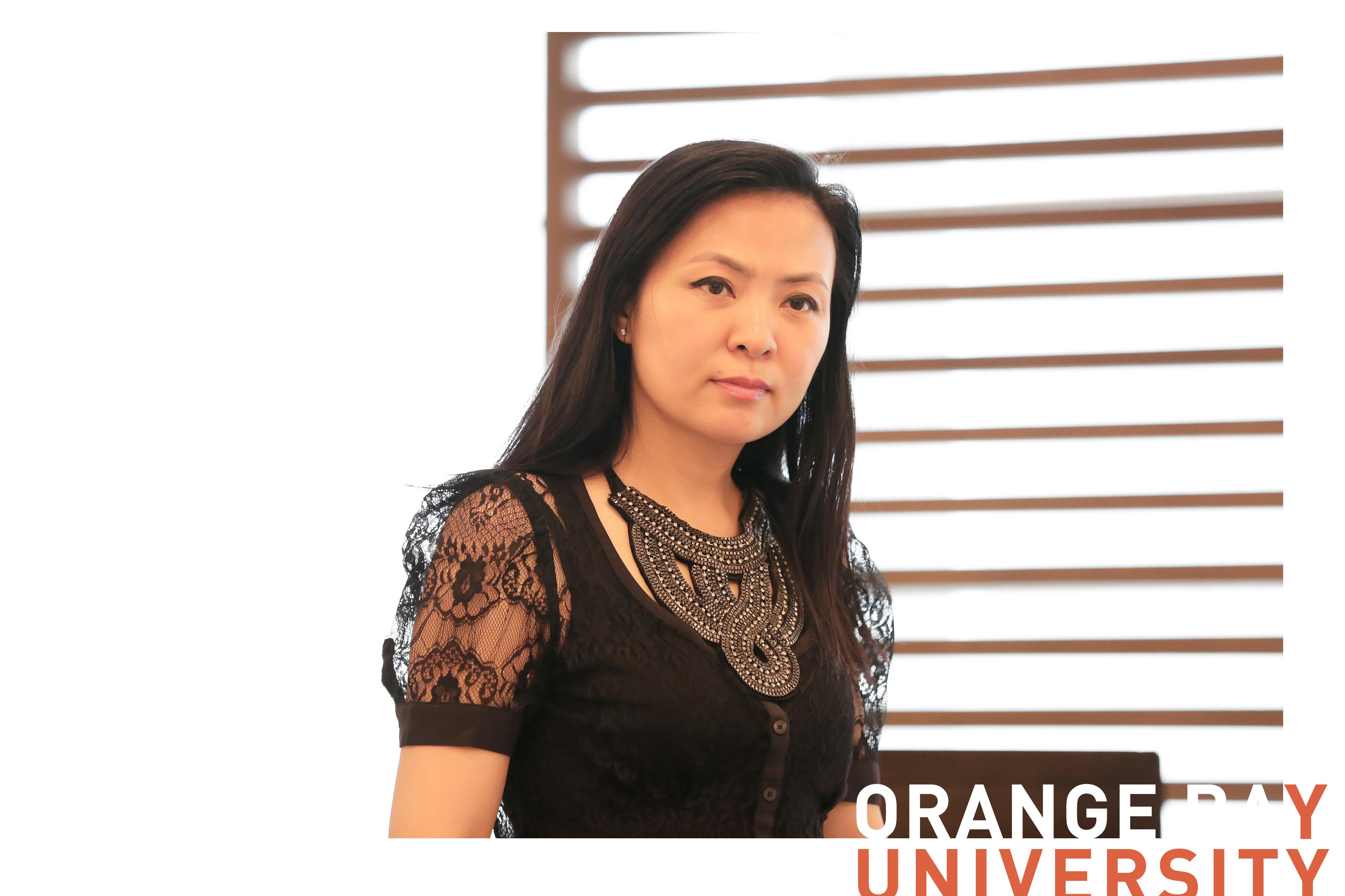 【橙湾课堂】国际奢侈品牌资深高管刘志娟:解读三大设计师成败背后的奥妙