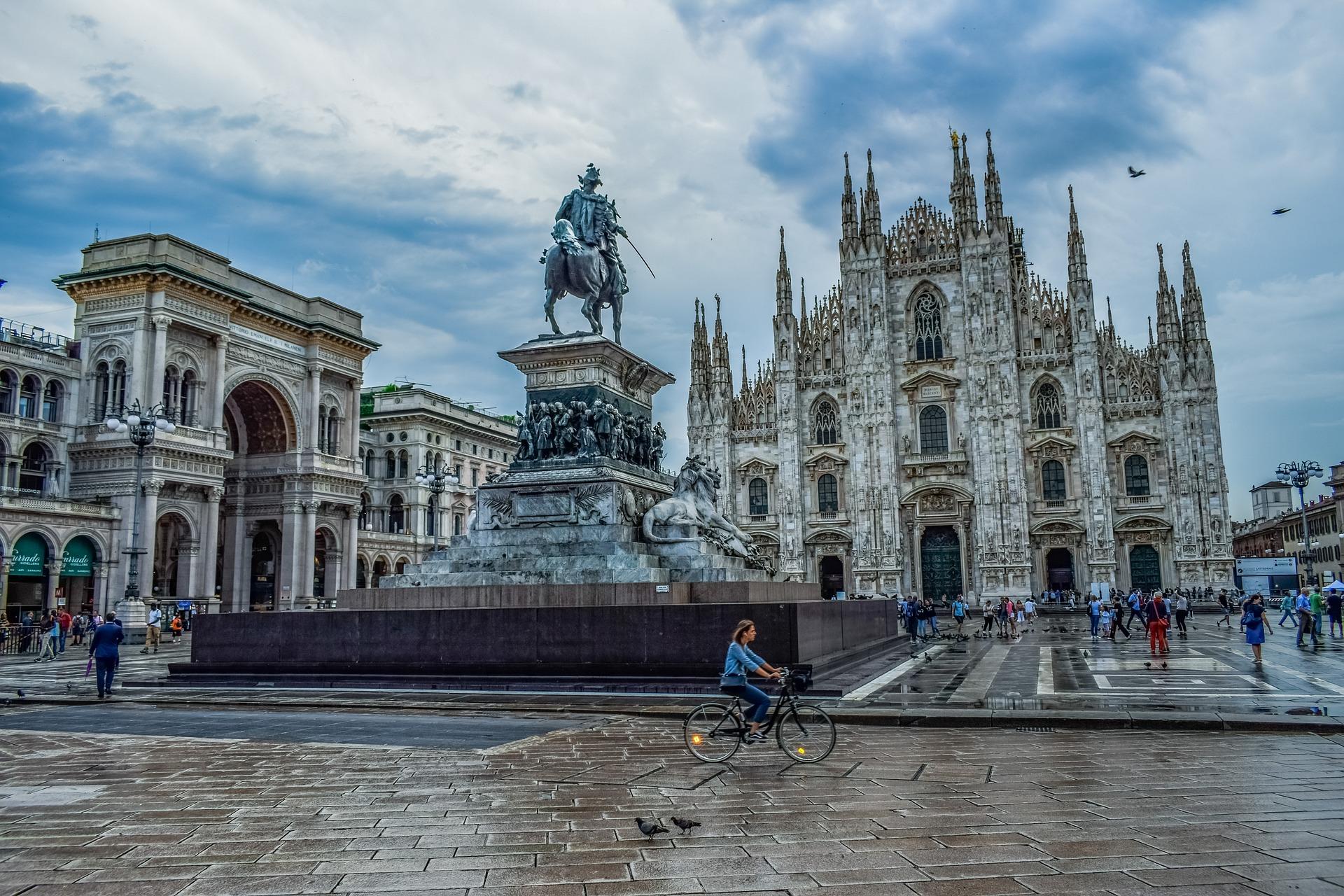 意大利米兰领跑全欧洲房地产投资