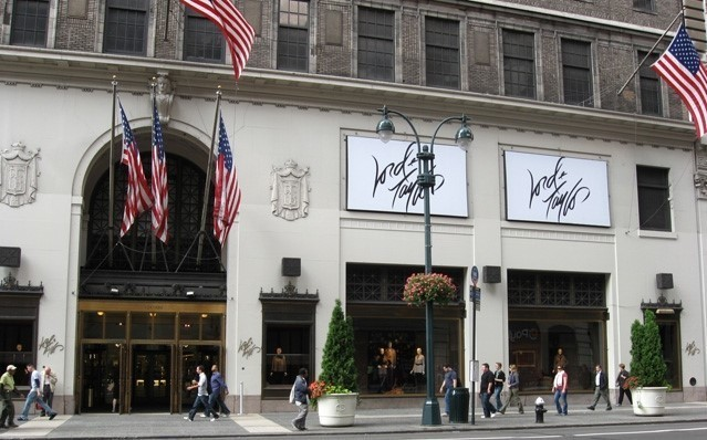 长期表现不佳,Hudson's Bay 寻求剥离旗下纽约老牌高端百货品牌Lord & Taylor