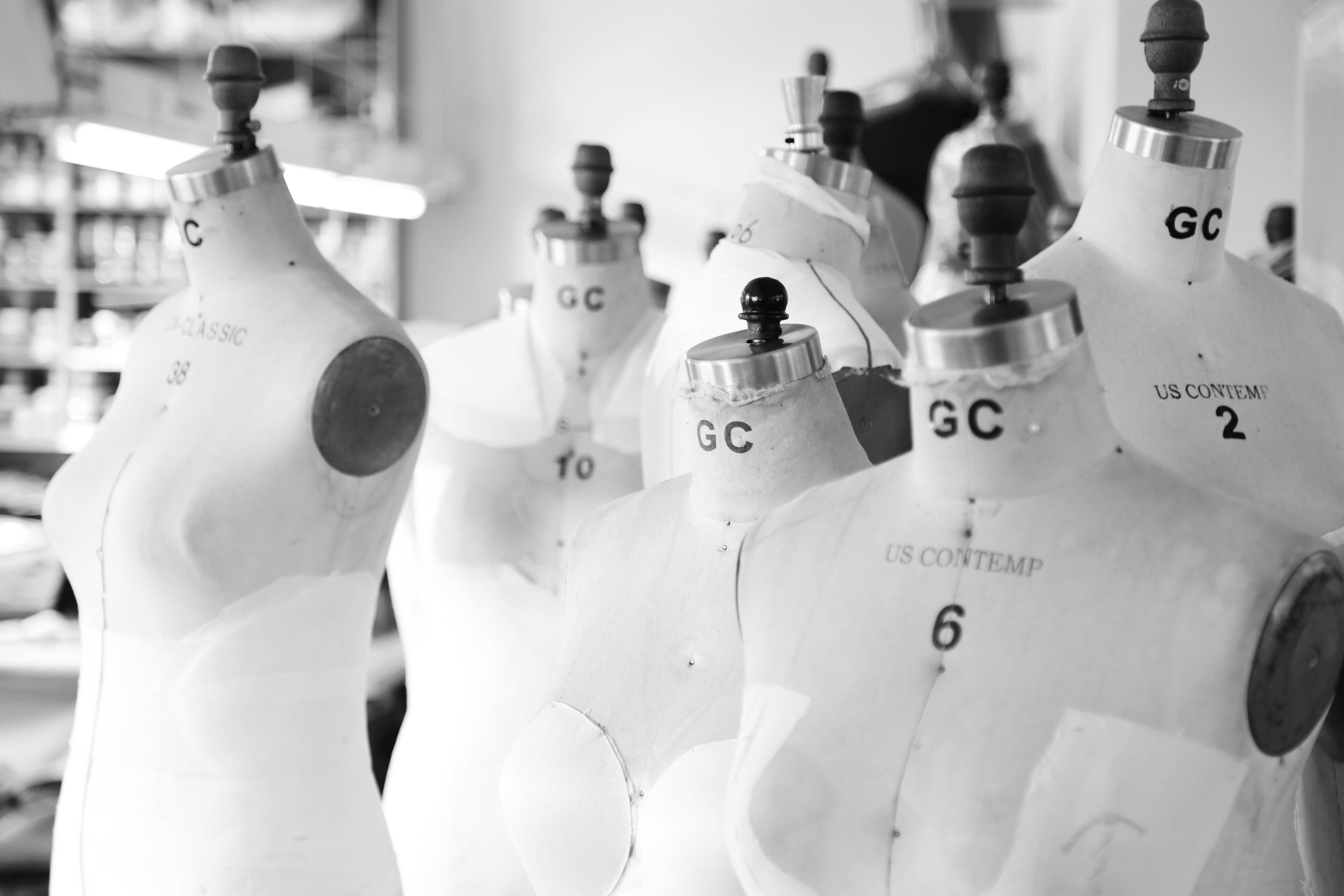 【橙湾课堂】Grace Chen:设计只是入场券,独创的号型体系才是高定品牌背后的核心竞争力