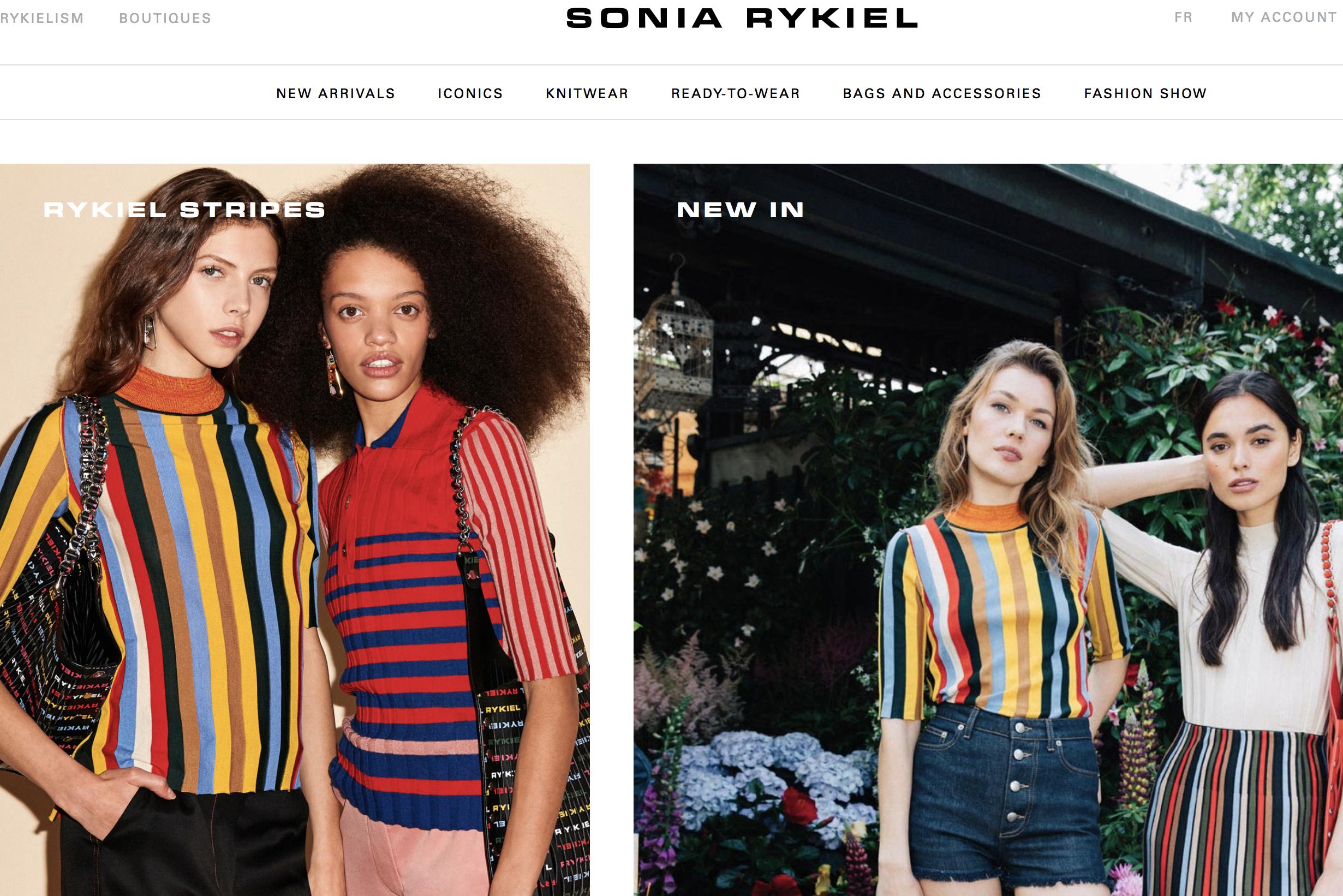 仍未收到满意的收购报价!法国著名针织时尚品牌 Sonia Rykiel 距离破产清算更近一步