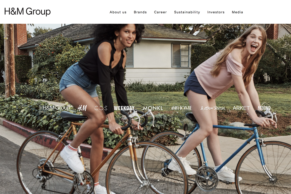 转型初见成效,H&M 集团夏季系列开局表现良好,推动股价上涨13.7%