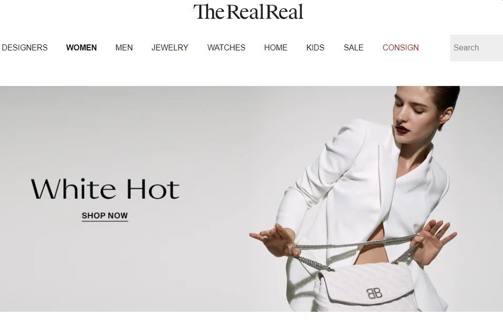 美国二手奢侈品电商平台 The RealReal 正式提交 IPO 申请