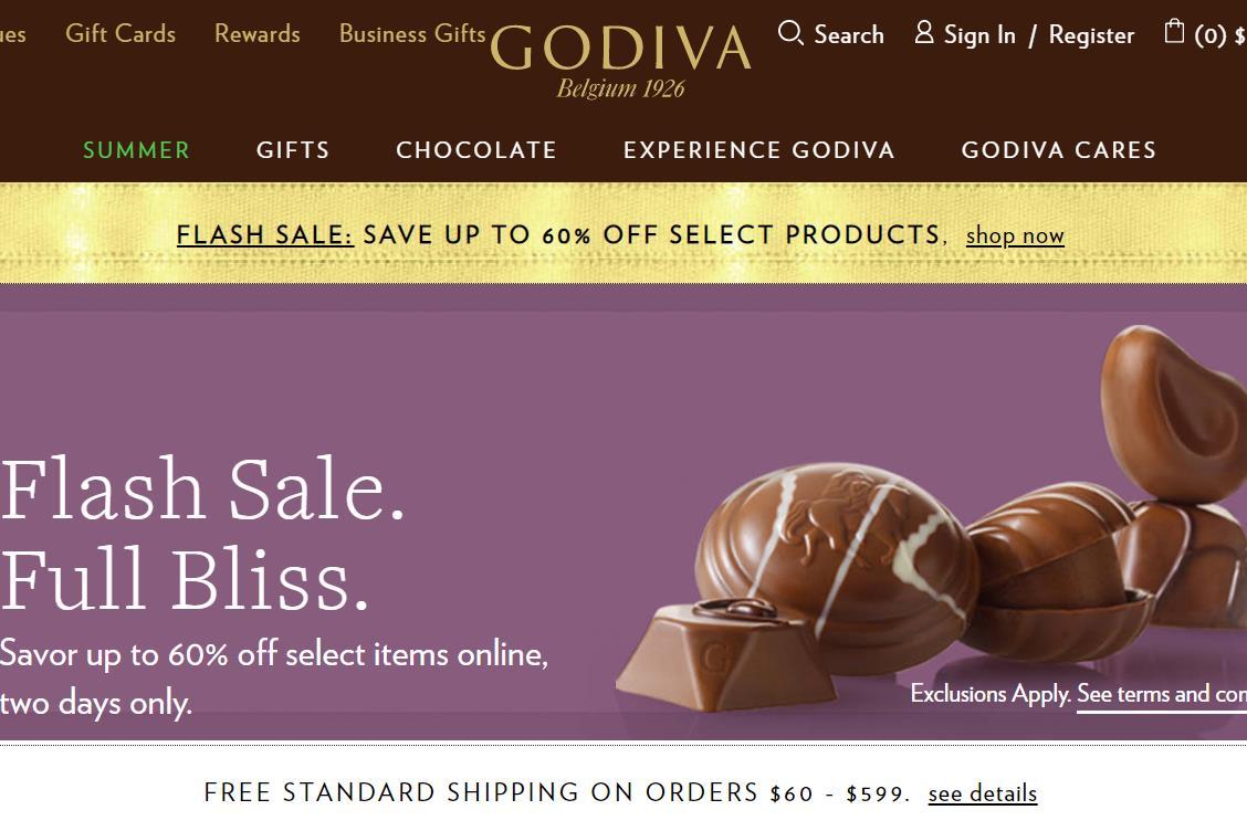 比利时巧克力品牌 Godiva 将部分资产出售给私募基金 MBK 的交易宣告完成