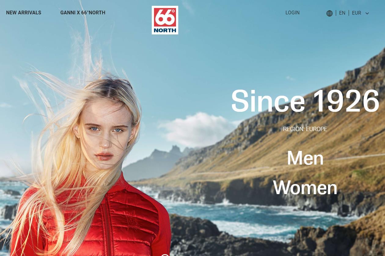冰岛户外运动品牌 66˚North 获得 Chanel 家族基金投资