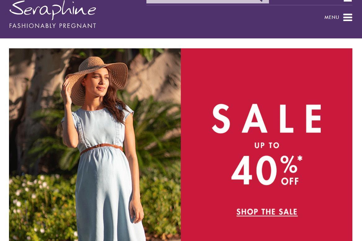 英国孕妇装品牌 Seraphine 最新年度财报:销售额与EBITDA分别增长 25%和35%