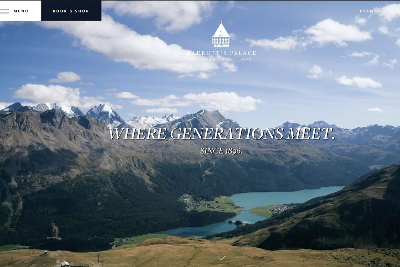 瑞士度假胜地圣莫里茨的传奇奢华酒店 Badrutt's Palace 出售股权,这里曾经高朋满座!