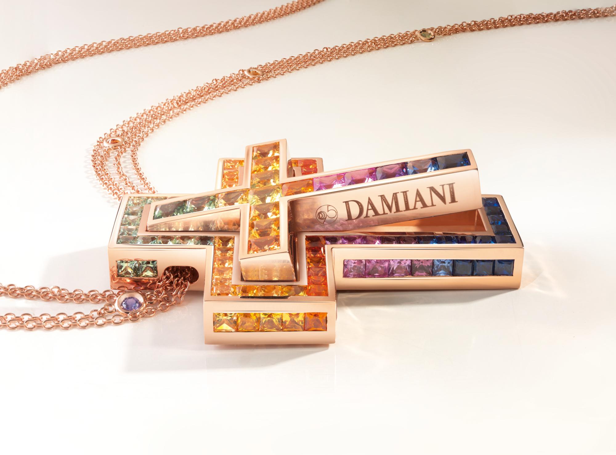 """坐拥18项""""珠宝界的奥斯卡""""!意大利百年珠宝集团 Damiani 的CEO接受《华丽志》独家专访"""