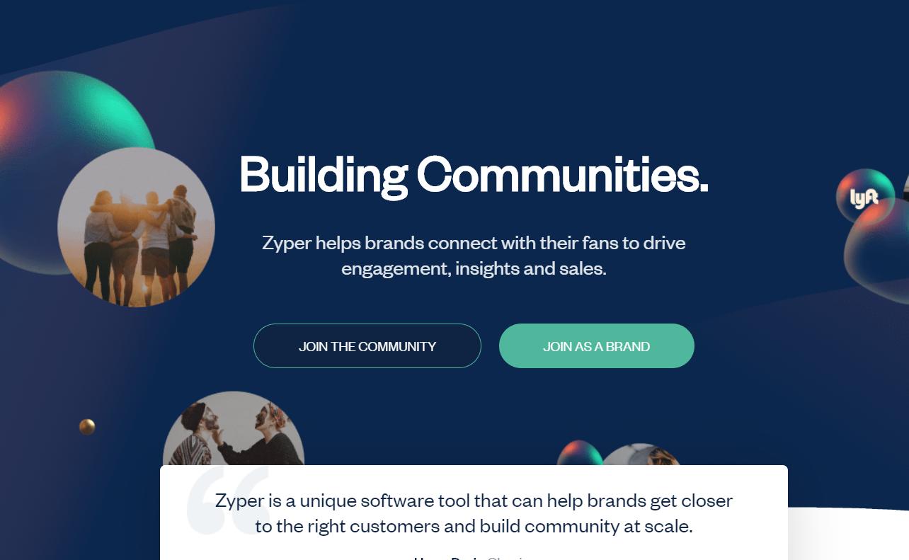 数字营销平台 Zyper 完成650万美元A 轮融资:帮助品牌找到最狂热的百分之一粉丝