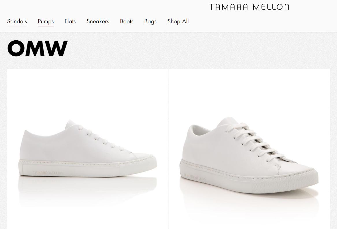 跌倒又爬起来的 Tamara Mellon 斩获5000万美元C轮融资,同名品牌去年销售额大增136%