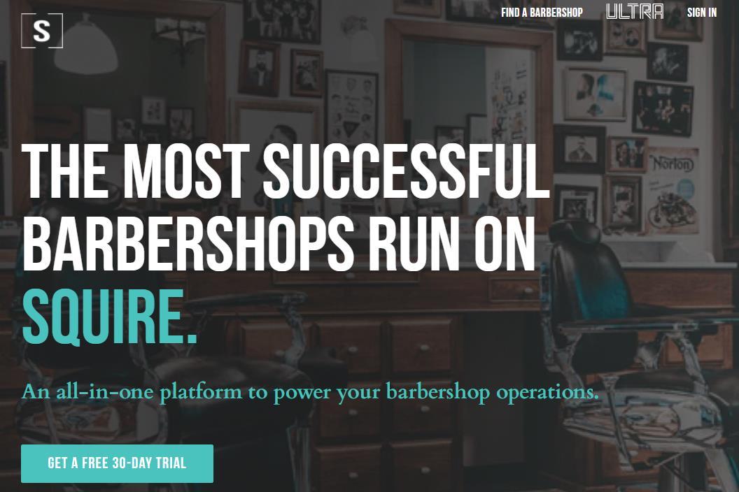 男士理发店管理平台 Squire 完成 800万美元A轮融资:让理发师没有难做的生意!