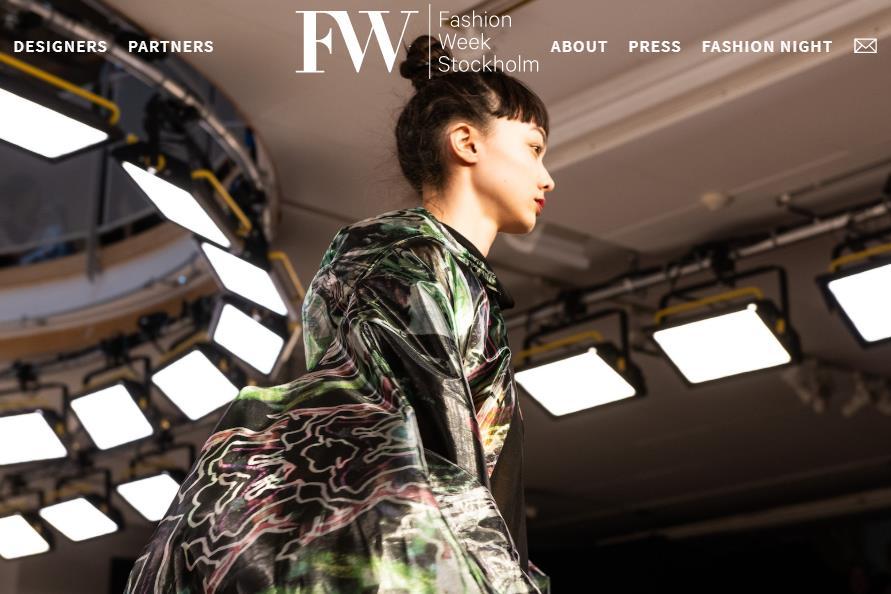 斯德哥尔摩时装周宣告终止,瑞典时尚委员会将另起新炉灶支持本土品牌