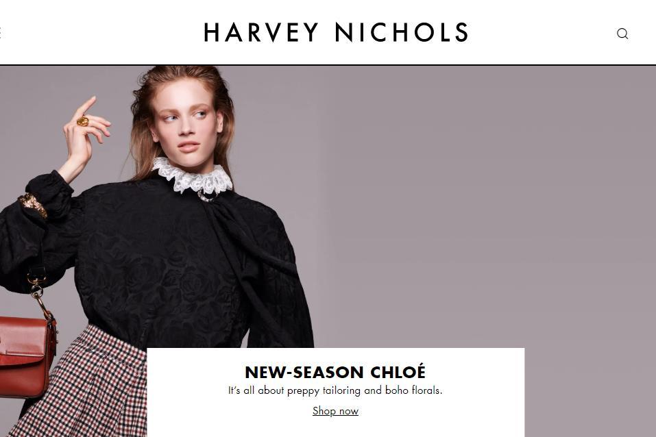 英国高端百货公司 Harvey Nichols 最新年报:得益于旗舰店翻新与业务改革,净利润同比飙升145%