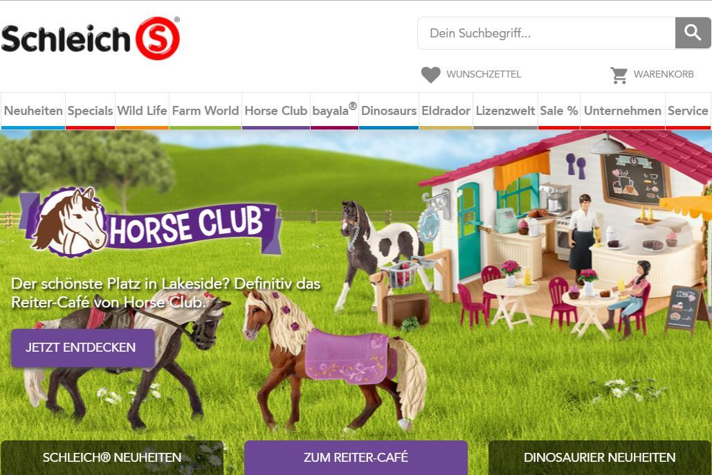 瑞士私募基金收购德国老牌塑胶玩具生产商 Schleich(思乐)多数股权