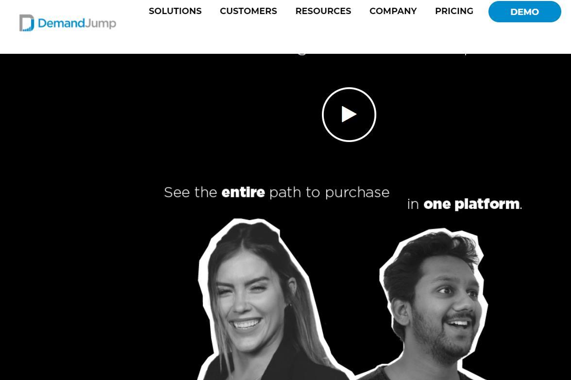 美国市场营销软件公司 DemandJump 完成 550万美元 A2轮融资