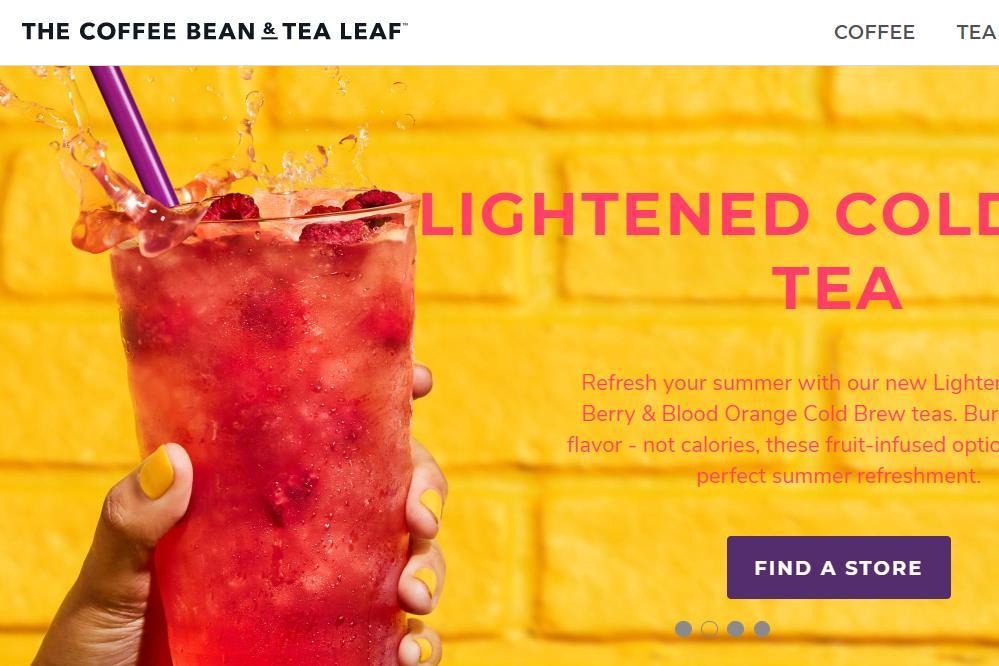 菲律宾快餐集团 Jollibee 斥资 3.5亿美元收购美国特色茶饮咖啡连锁商 Coffee Bean & Tea Leaf