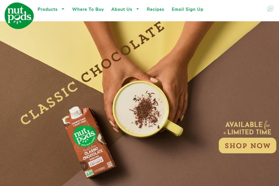 女性创办的植物基代乳品牌 nutpods 完成新一轮融资,去年销售额同比增长 250%