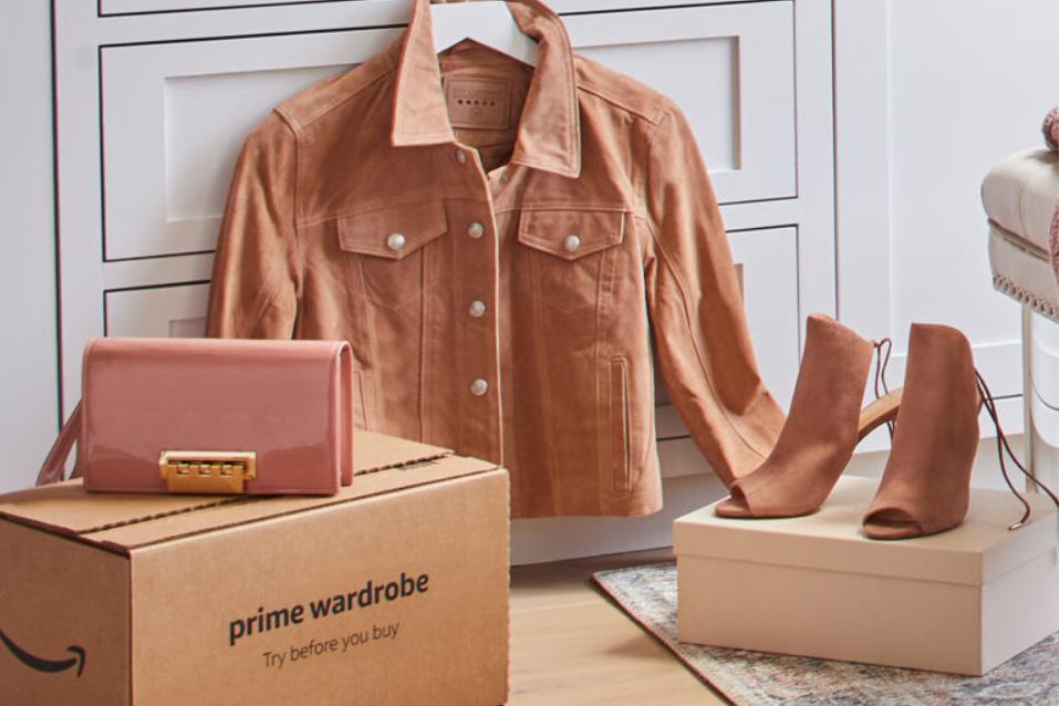 亚马逊推出按月订购个人服饰搭配服务:高级会员月付4.99美元即可免费试穿8件服装