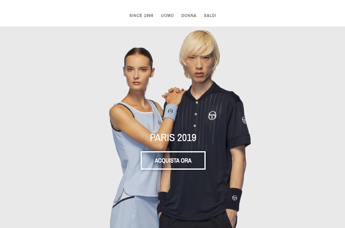 中国企业家所有的意大利时尚运动品牌 Sergio Tacchini 被美国买家收购,华裔设计师Dao-Yi Chow 成为新任创意总监