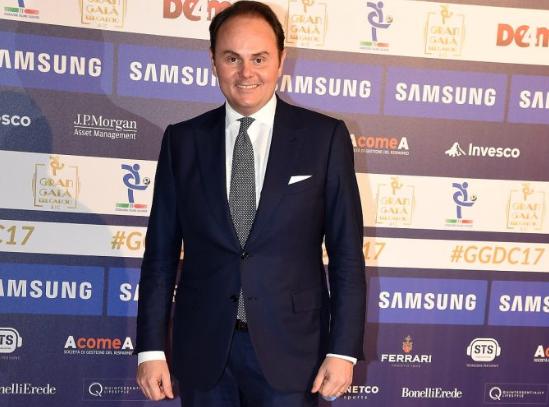 意大利知名酒窖 Ferrari 的 CEO Matteo Lunelli 当选意大利奢侈品贸易协会新任主席